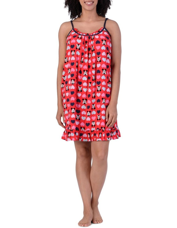 Women'S Mickey Mouse Woven Chemise image 1