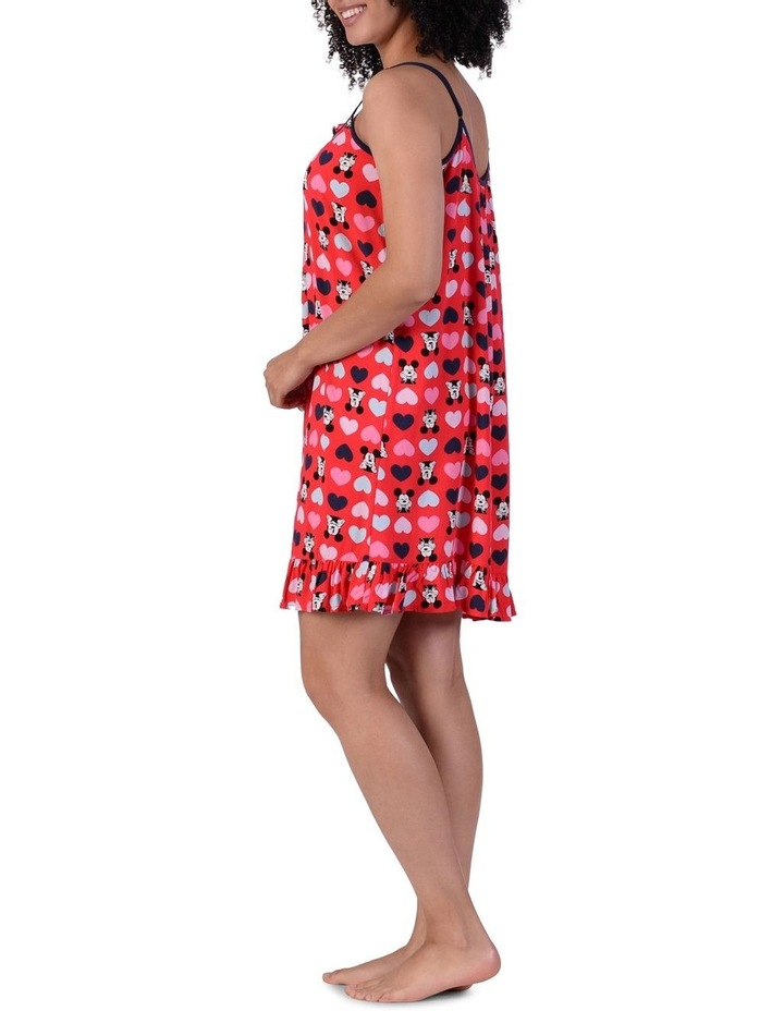 Women'S Mickey Mouse Woven Chemise image 2