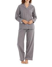Soho - Basics Full Flannel Pj Set SSOW18002