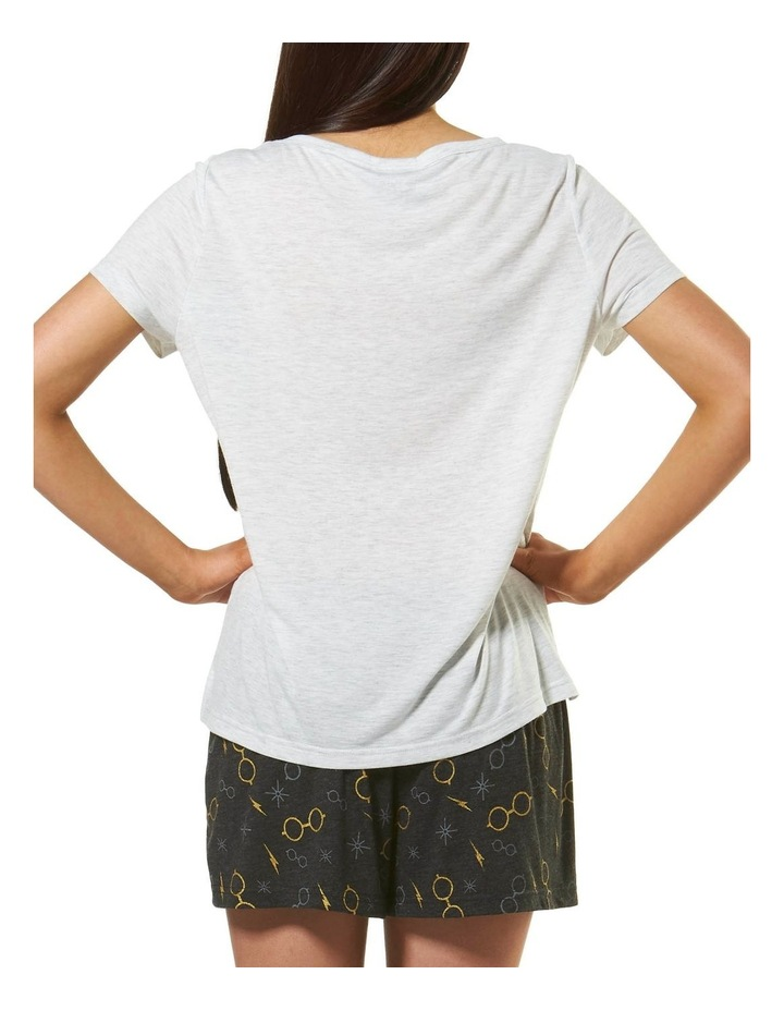 Harry Potter Knit S/S Top with Short PJ Set image 3