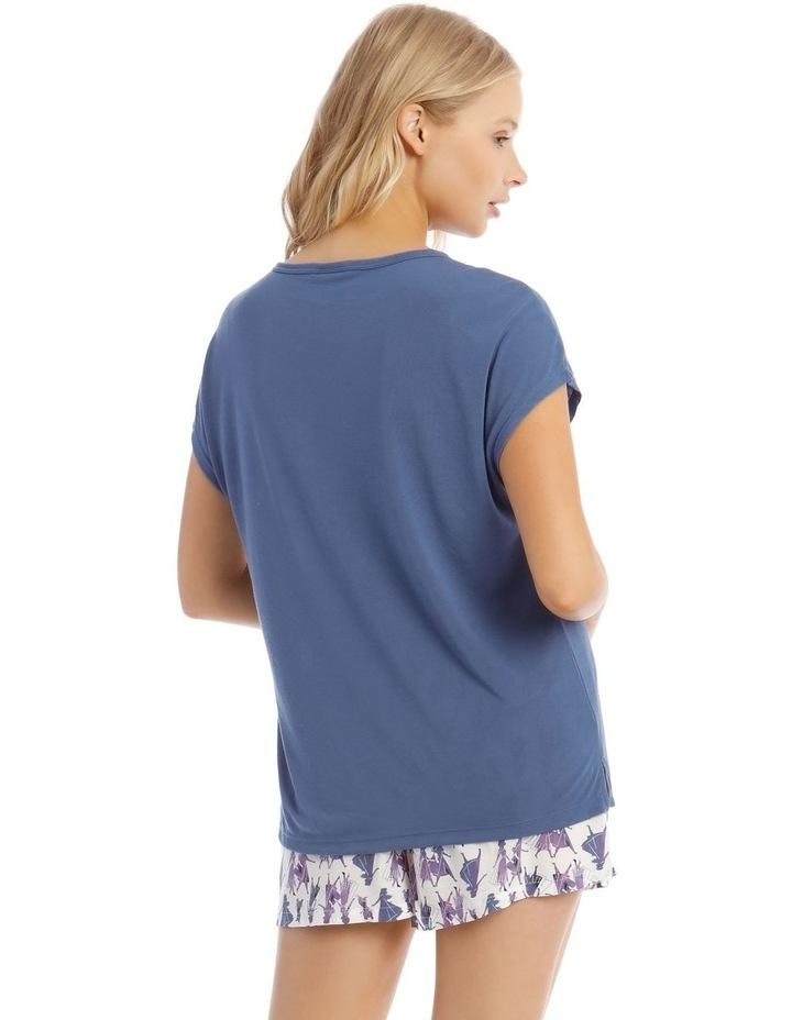 Frozen Top & Short Pyjama Set image 2