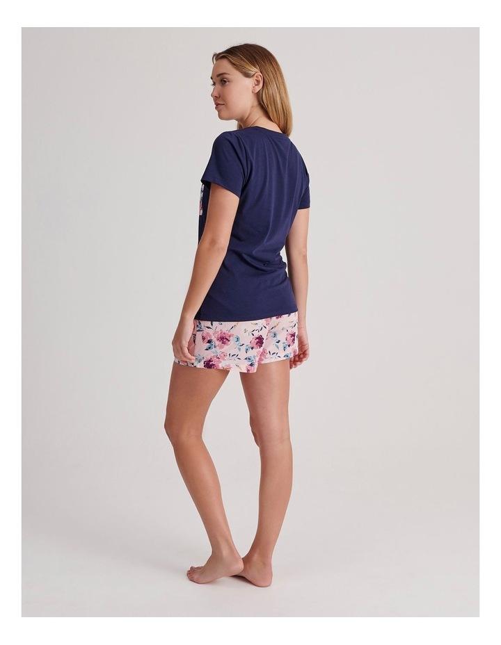 Soho Short Sleeved Pyjama Set image 3