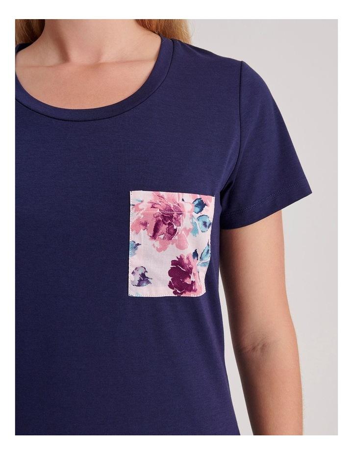 Soho Short Sleeved Pyjama Set image 5