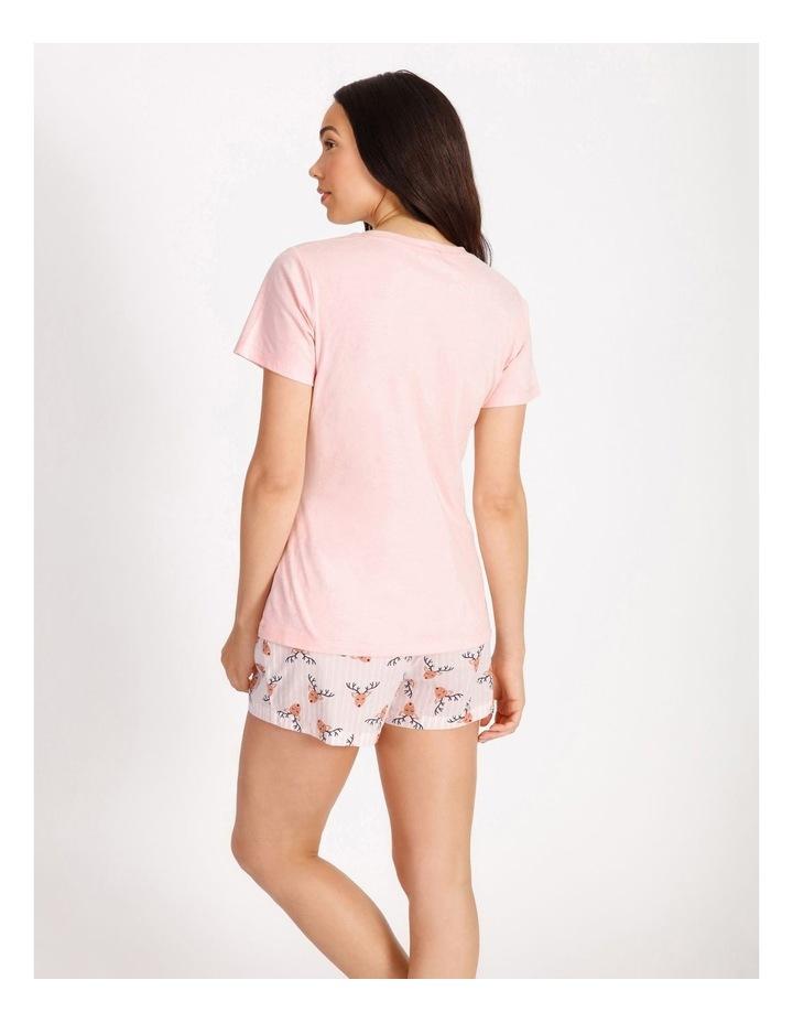 Short Sleeved PJ Set image 3