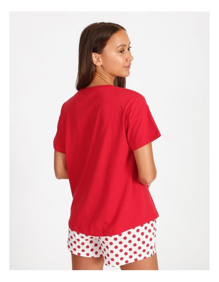 Short Sleeved PJ Set image 2