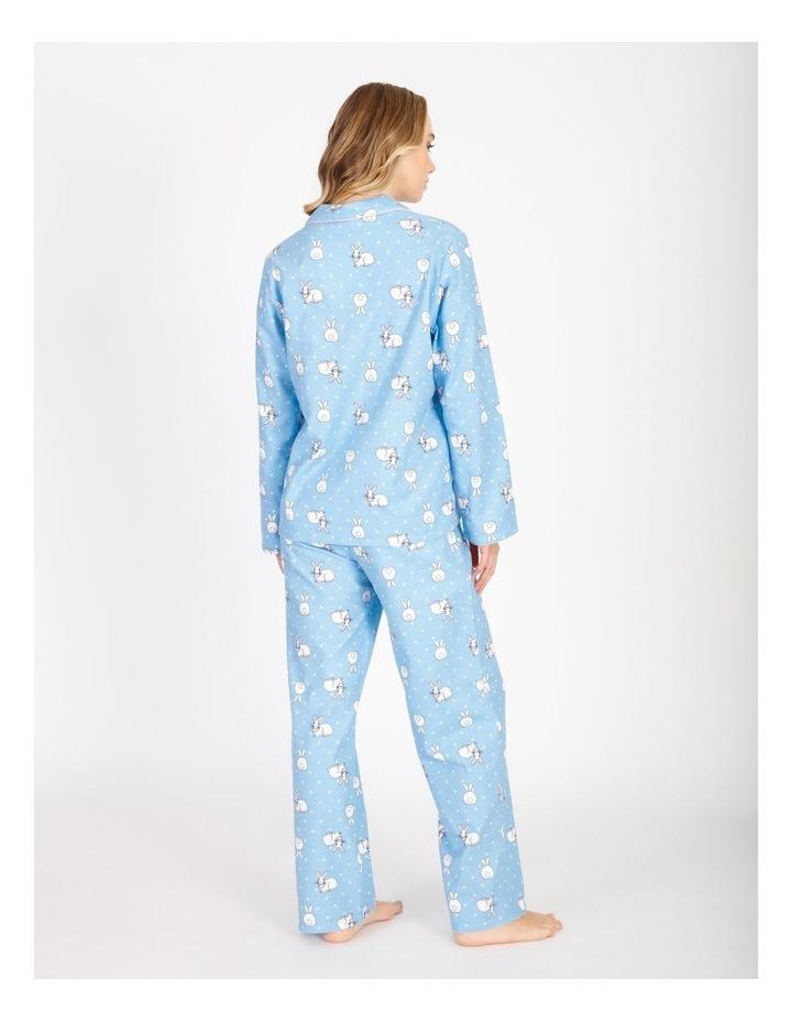 Full Flannel Pyjama Set image 2