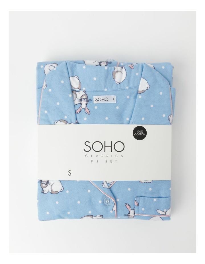 Full Flannel Pyjama Set image 4