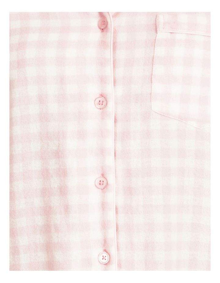 Yarn Dyed Flannel Long PJ Set image 4