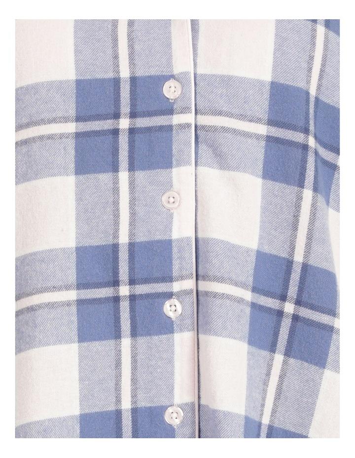 Yarn Dyed Flannel Long PJ Set image 5