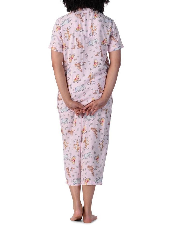 Women's Winnie The Pooh Woven PJ Set image 3