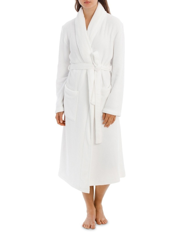 Coral Fleece Robe SSOW18003P image 1