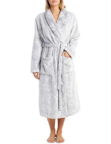 Soho Basics Textured Robe 65a352cfc