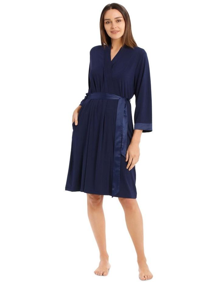 Midnight Feeling Knit Robe image 1