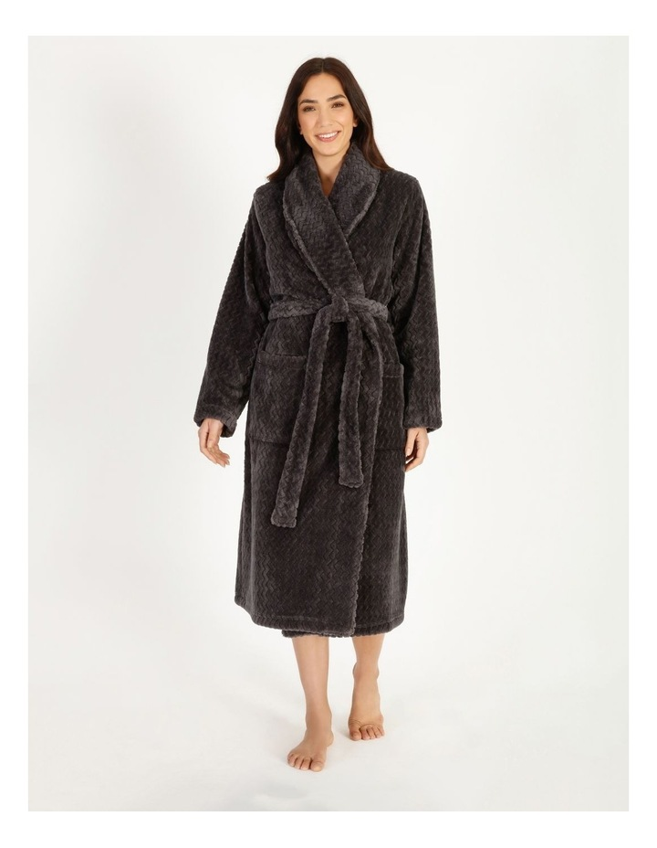 Textured Robe image 1