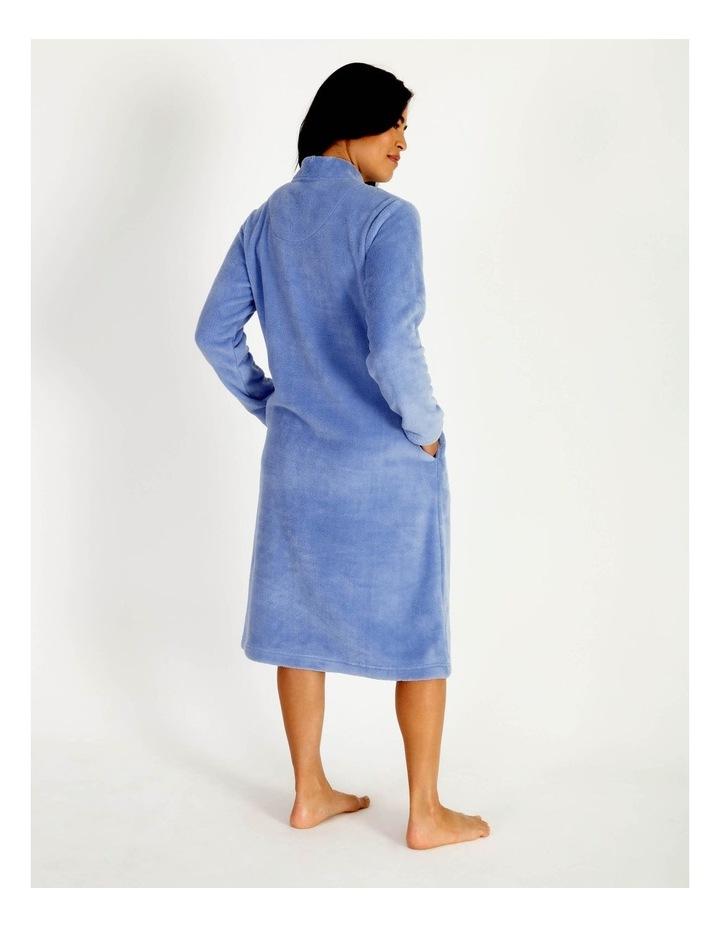 Fleece Zip Robe image 2