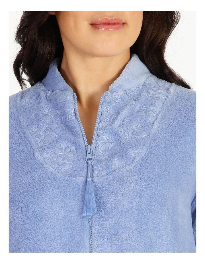 Fleece Zip Robe image 3