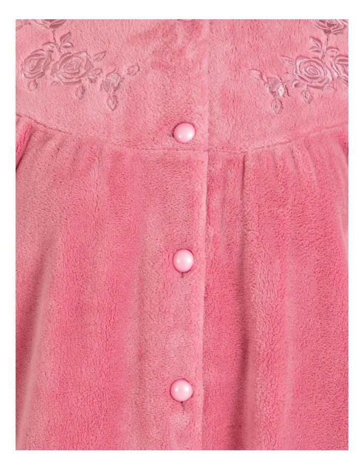 Fleece Button Through Robe image 5