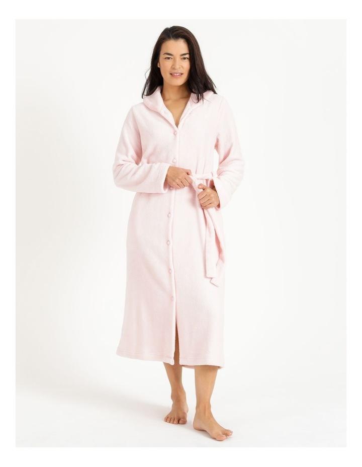 Fleece Full Length Robe image 1