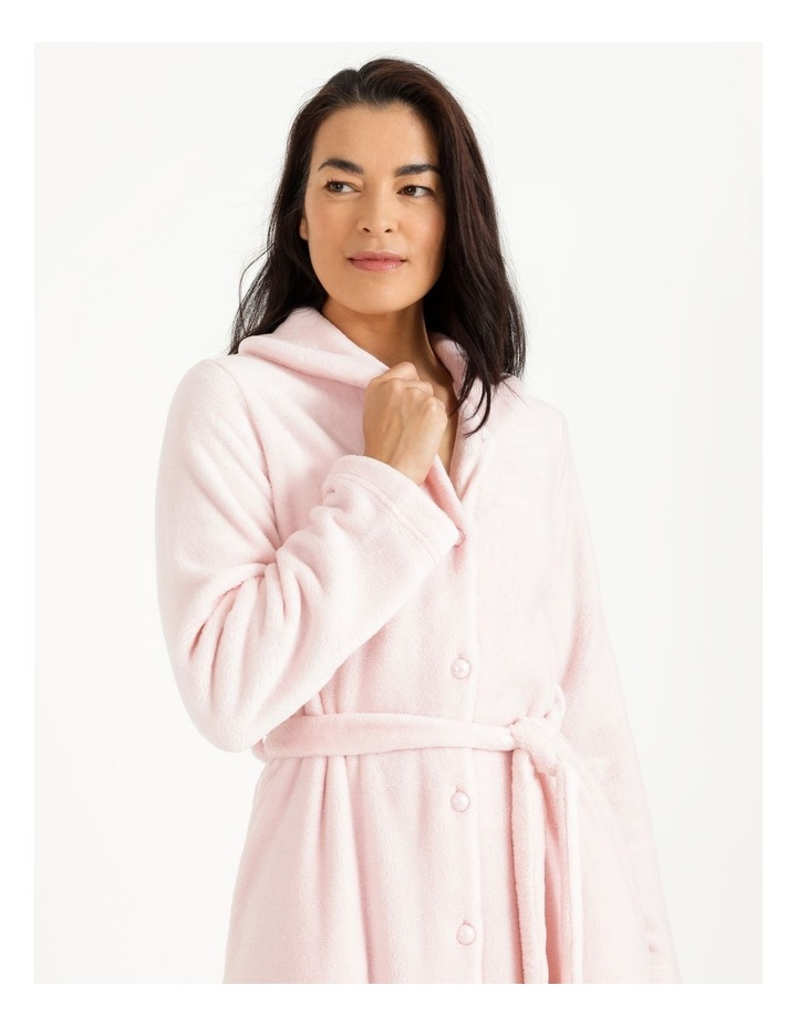 Fleece Full Length Robe image 3