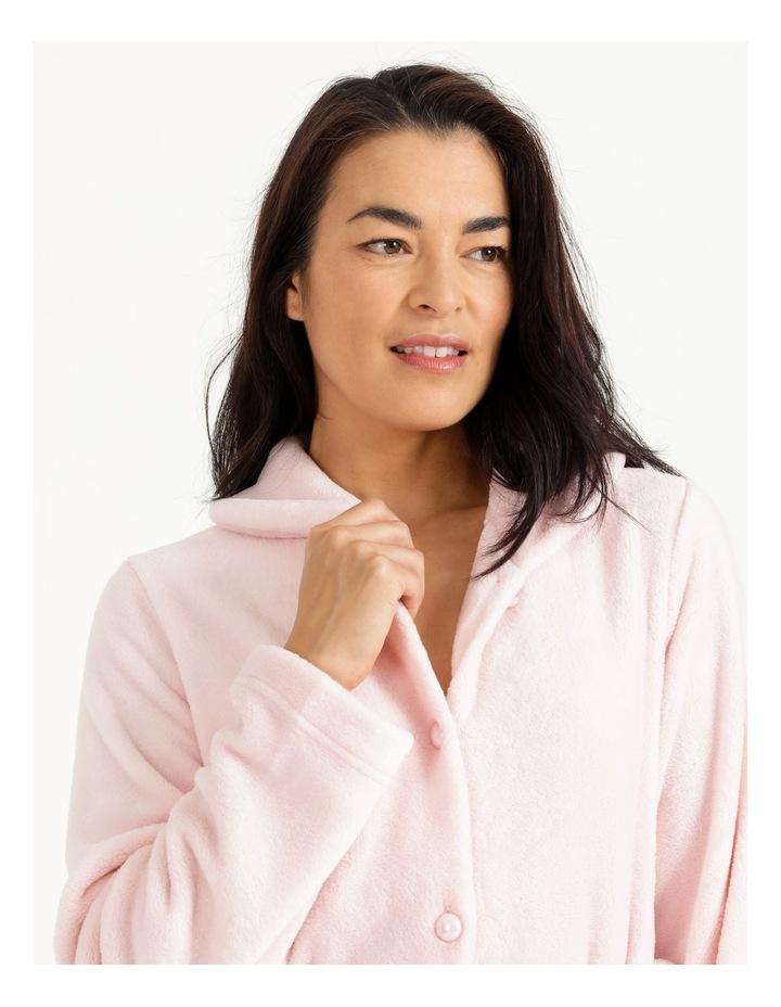 Fleece Full Length Robe image 4