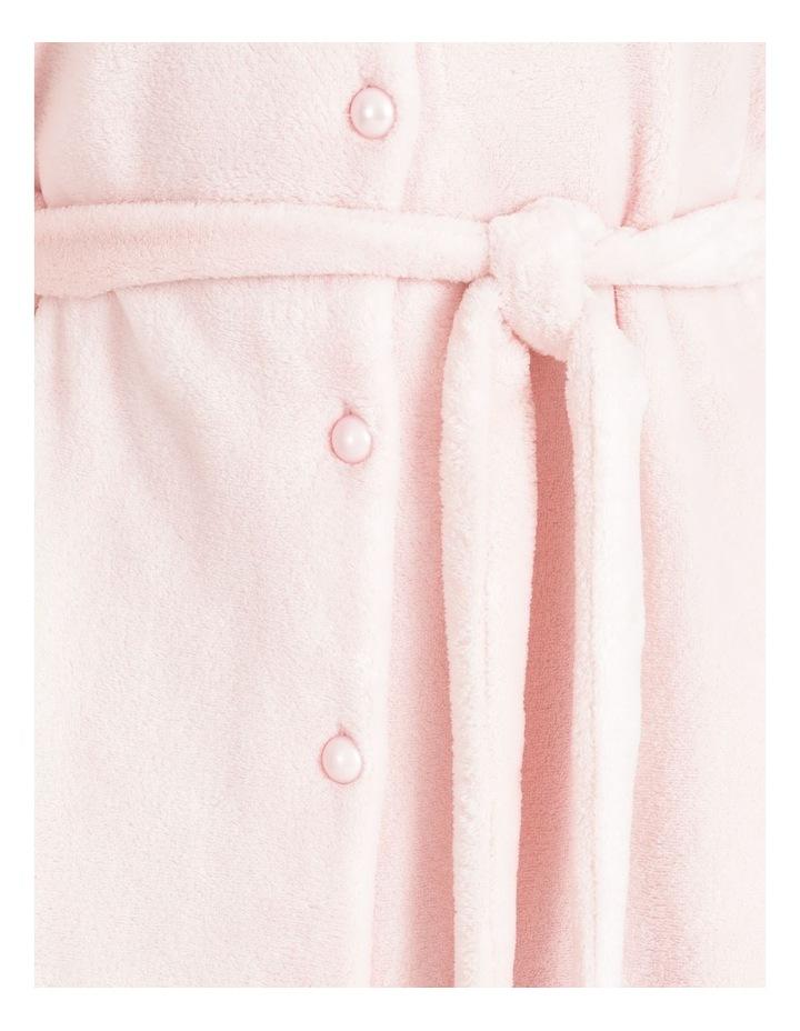 Fleece Full Length Robe image 5