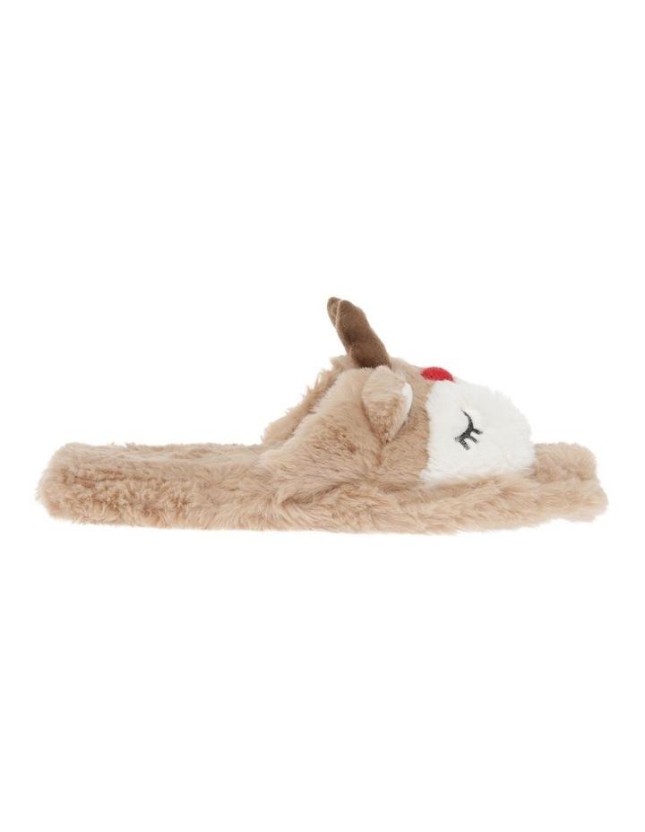 Reindeer Novelty Slipper image 1