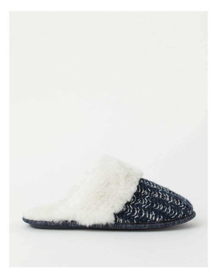 Knitted Fluffy Slipper image 1