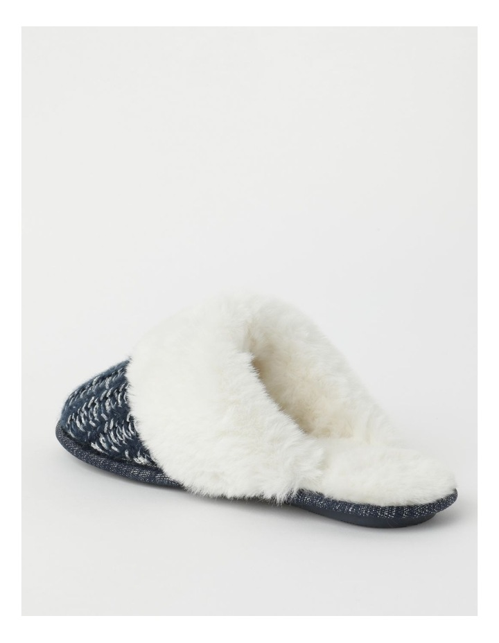 Knitted Fluffy Slipper image 2