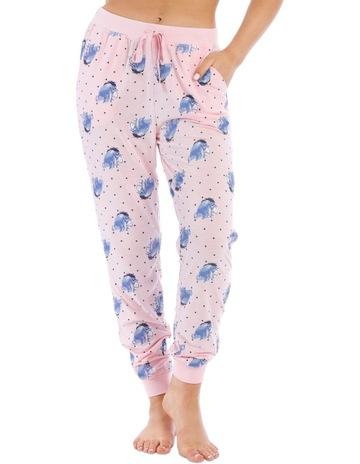 e34ba06412f0 Disney Winnie The Pooh Cuff Long PJ Pant