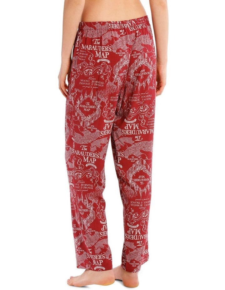 Women's Harry Potter Woven Pyjama Pant image 2