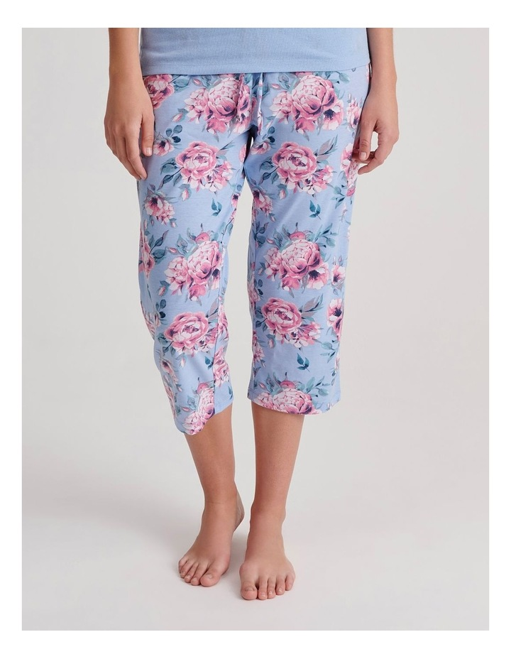 Knit 3/4 Pyjama Pant image 1