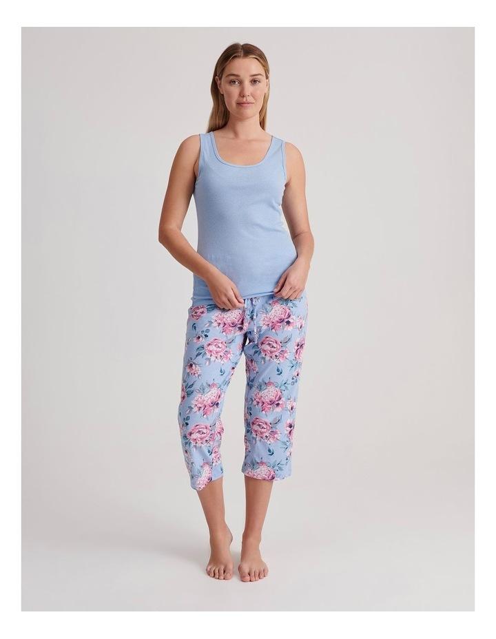 Knit 3/4 Pyjama Pant image 2