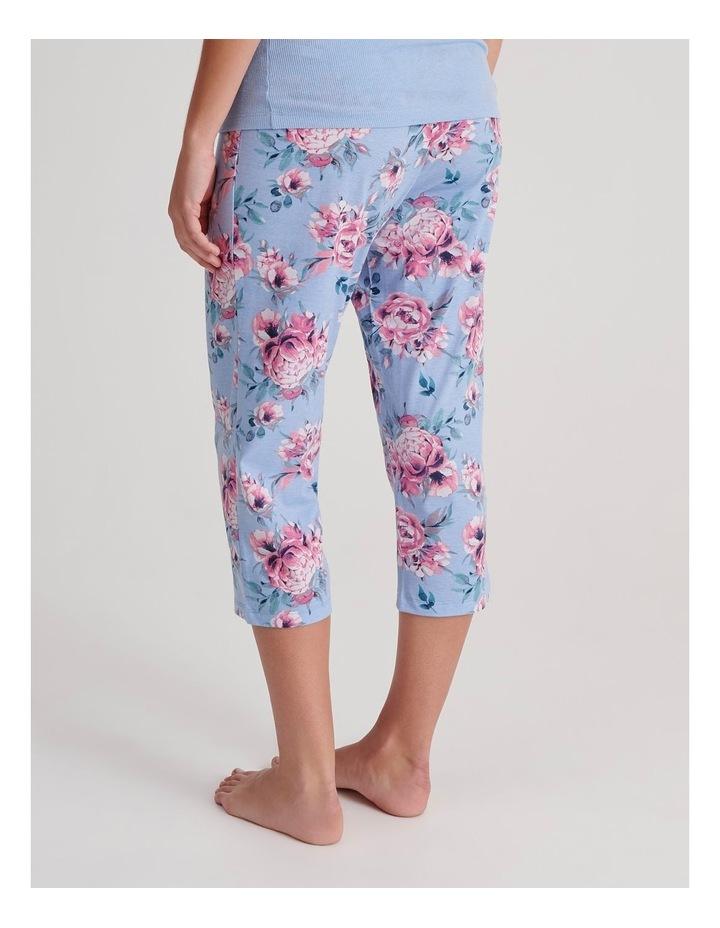 Knit 3/4 Pyjama Pant image 3