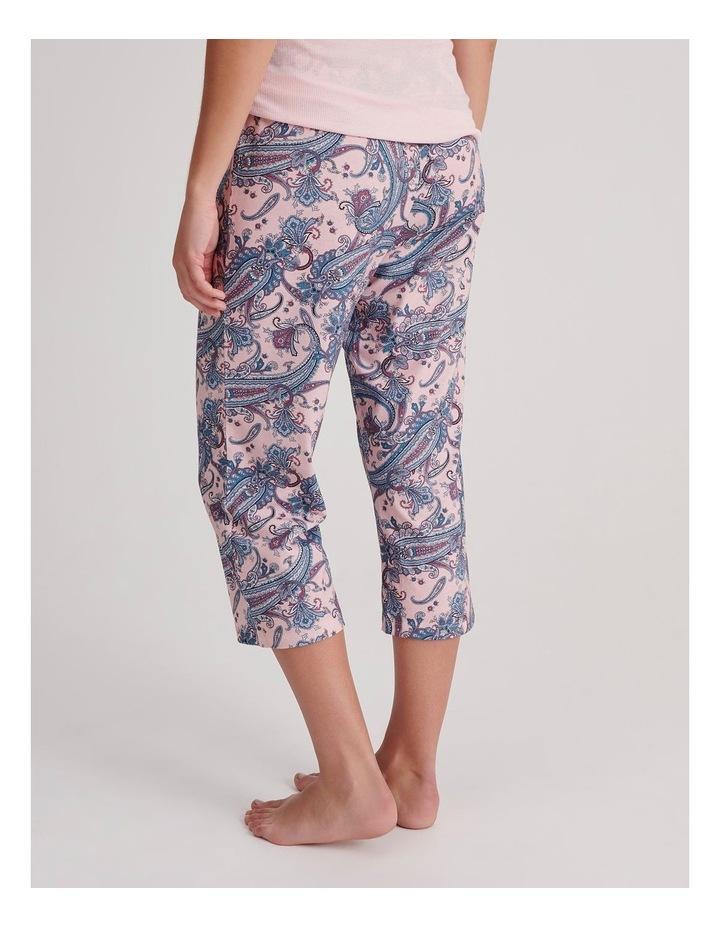 Knit 3/4 Pyjama Pant image 4