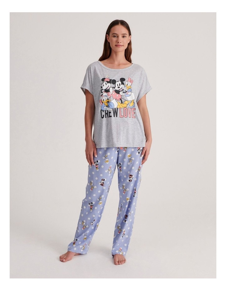 Mickey & Friends Woven Pant image 4