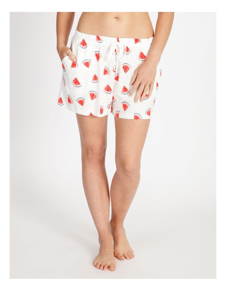 Cotton Modal Boxy Short image 1