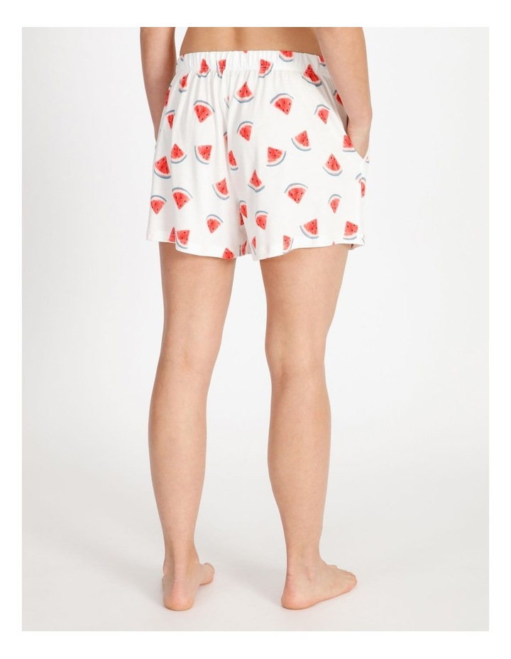 Cotton Modal Boxy Short image 2