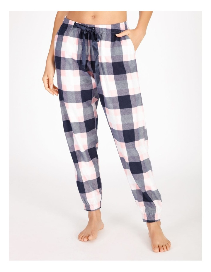Flannel Cuffed Pant image 1