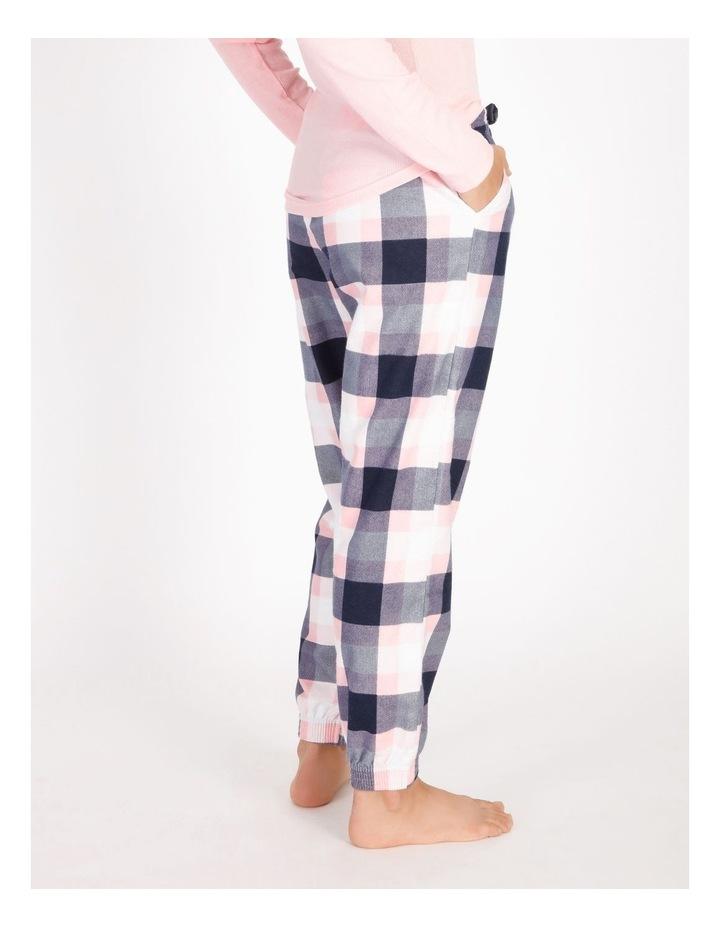 Flannel Cuffed Pant image 2