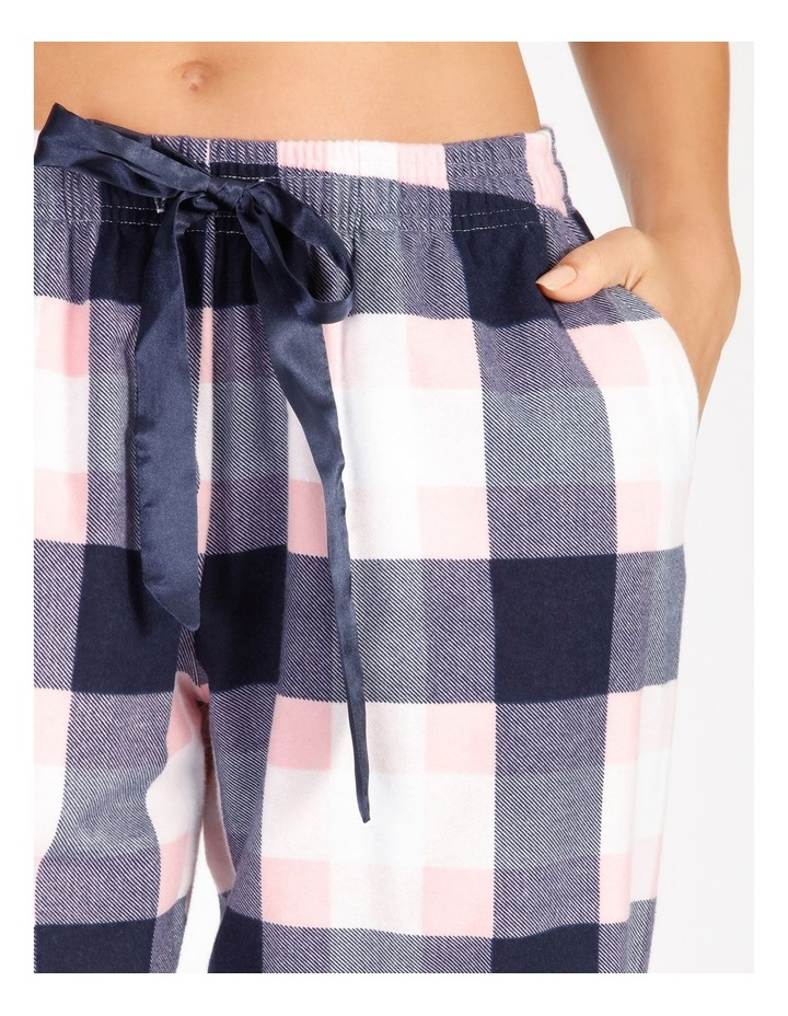 Flannel Cuffed Pant image 3