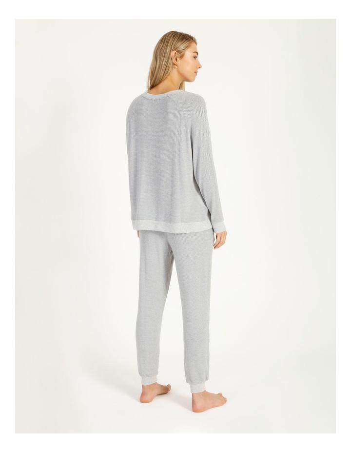 Core Knit Brushed Cuffed Pant image 2