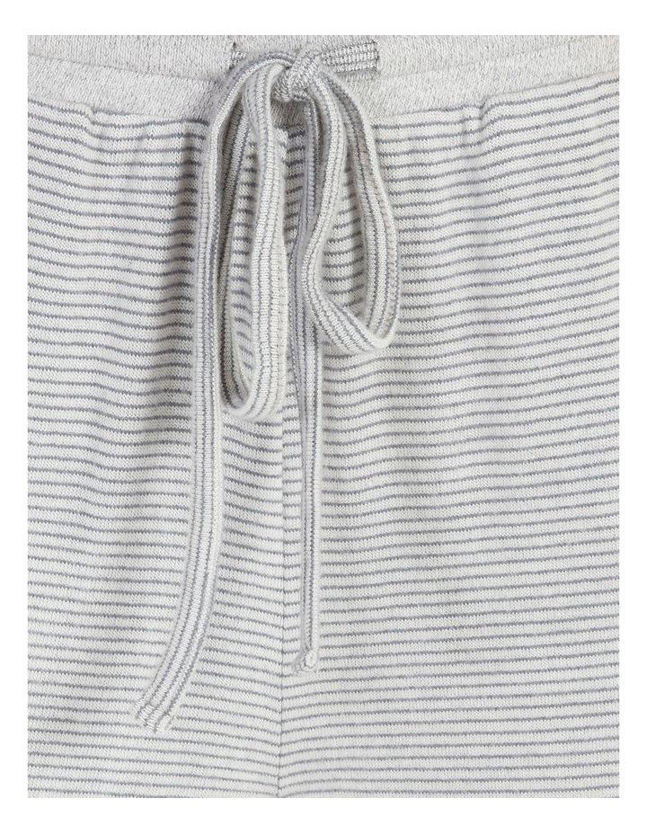 Core Knit Brushed Cuffed Pant image 4