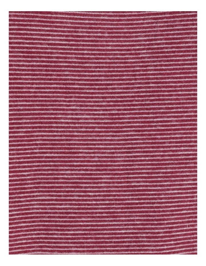 Core Knit Brushed Cuffed Pant image 5