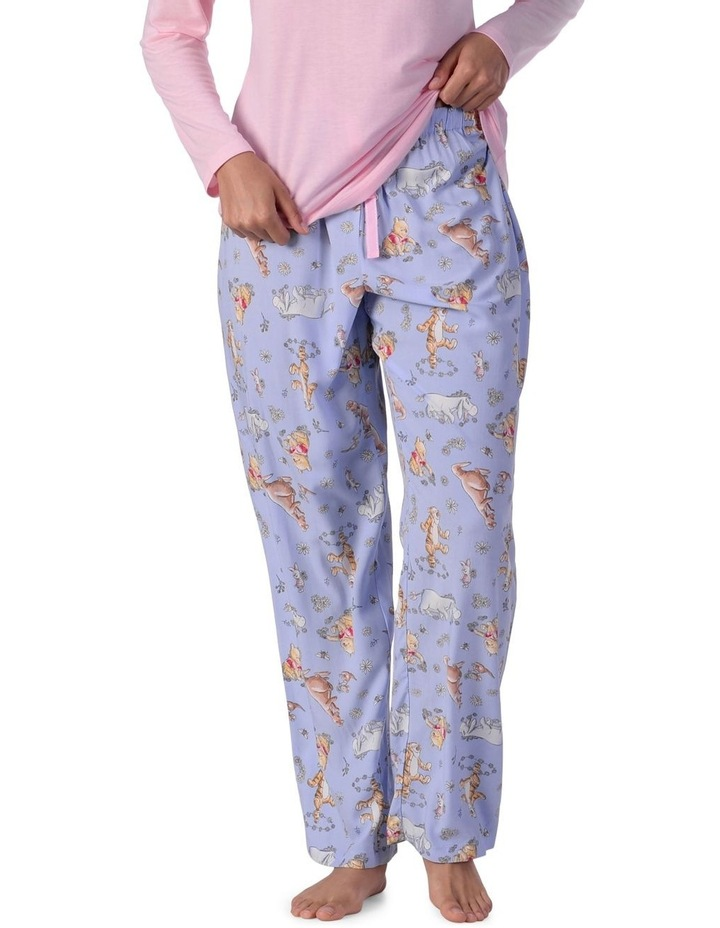 Women's Winnie The Pooh Woven Long Pant image 1