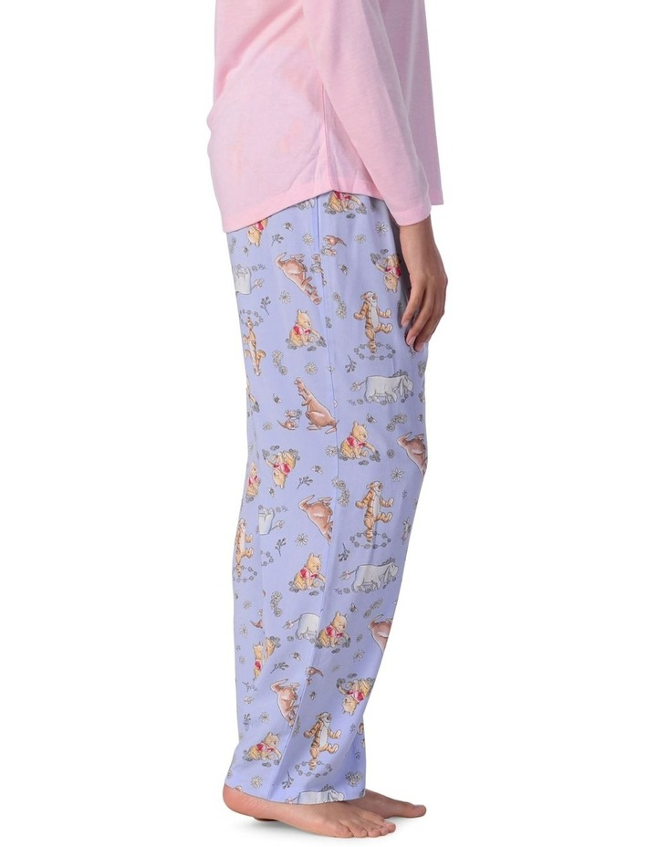 Women's Winnie The Pooh Woven Long Pant image 2