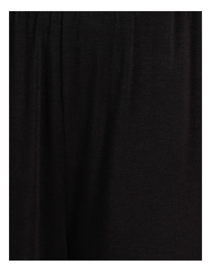 Viscose Elastane Long Pant Black image 7