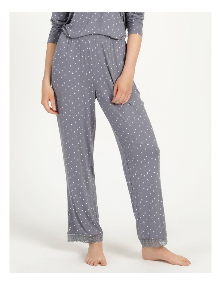 Viscose Elastane Long Pant Grey image 3