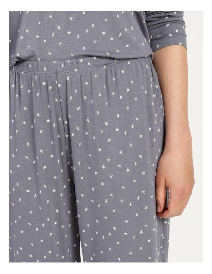 Viscose Elastane Long Pant Grey image 6