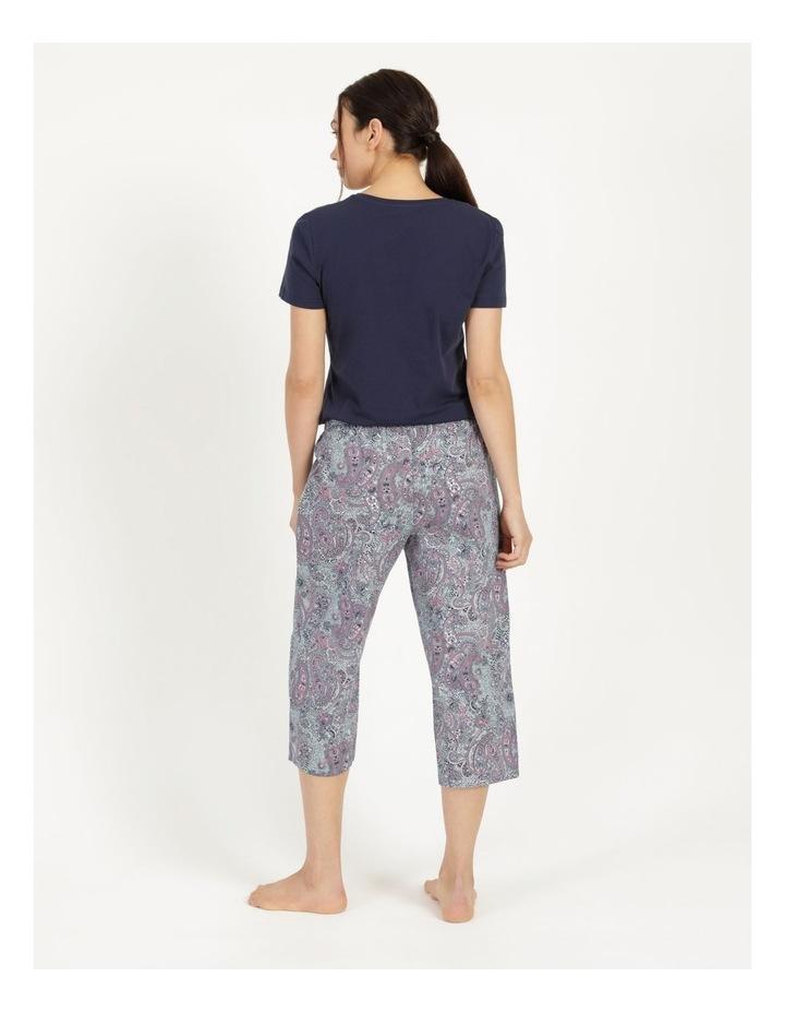 Organic Cotton Woven 3/4 Pant image 5