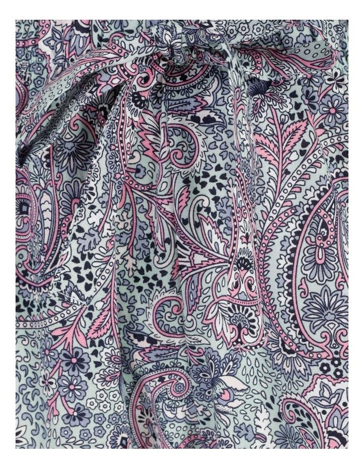 Organic Cotton Woven 3/4 Pant image 7